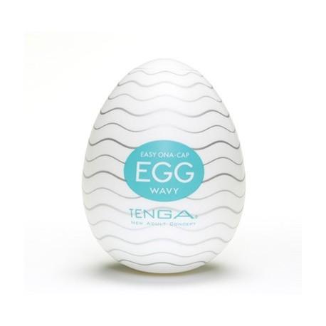 Tenga Egg Wavy.