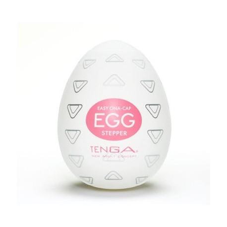 Tenga Egg Stepper.