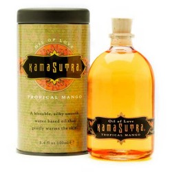 "Kama Sutra - Oil of Love ""tropikalne mango"" 100 ml."