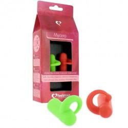 Mycero Wibrator na palce od Feelz Toys