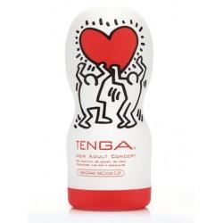 TENGA Soft Tube Cup Keith Haring