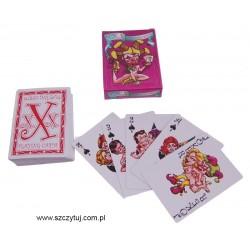 Karty do gry KAMASUTRA.