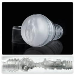 Fleshlight Ice Lady - struktura wewnętrzna Crystal.