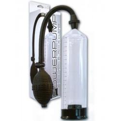 Pressure Pleasure Pump Black-Clear.