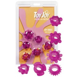 Joy Rings Purple Passion